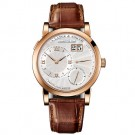 Replica A.Lange & Sohne Lange 1 20th Anniversary Pink Gold 101.064