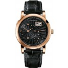 Replica A.Lange & Sohne Lange 1 20th Anniversary Pink Gold Black 101.065