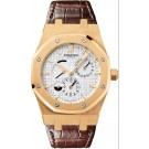 Replica Audemars Piguet Royal Oak Dual Time Power Reserve Men's Watch 26120OR.OO.D088CR.01