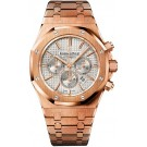 Replica Audemars Piguet Royal Oak Chronograph 41mm Men's Watch 26320OR.OO.1220OR.02