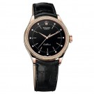 Replica Rolex Cellini Time 18ct Everose Gold Double Bezel 50605RBR