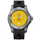 Fake Breitling Avenger II Seawolf Yellow Dial Automatic A1733110/I519/200S/A20D5A.2
