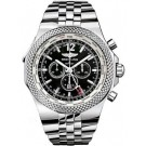 Fake Breitling for Bentley GMT Chronograph Mens Watch A4736212/B919
