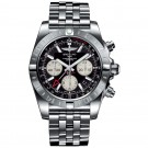 Fake Breitling Chronomat 44 GMT Mens Watch AB042011/BB56/375A