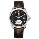 TAG Heuer Grand Carrera Calibre 6 RS Black Dial Replica Watch WAV511A.FC6230