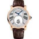 fake Rotonde de Cartier Mysterious Double Tourbillon watch W1556230