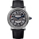 fake Rotonde de Cartier annual calendar watch