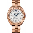 fake Cle de Cartier watch WJCL0033