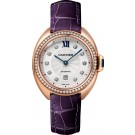 fake Cle de Cartier watch WJCL0038