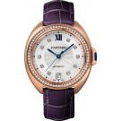fake Cle de Cartier watch WJCL0039