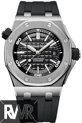 Fake Audemars Piguet Royal Oak Offshore Diver 15710ST.OO.A002CA.01