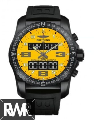 Breitling Cockpit B50 Limited Edition Titanium Watch fake