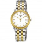 Fake Longines Flagship Automatic Midsize Watch L4.774.3.22.7