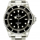 Rolex Submariner No-Date 14060M Black Dial Mens Watch Fake