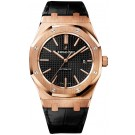 Replica Audemars Piguet  Royal Oak Self Winding 41mm Pink Gold 15400OR.OO.D002CR.01