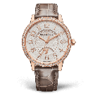 Jaeger-LeCoultre 3442440 Rendez-Vous Night & Day Medium Pink Gold/Diamond/Silver fake