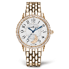 fake Jaeger LeCoultre Rendez-Vous Night & Day 34mm Ladies Watch