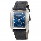 Cheap AAA Replica Patek Philippe Gondolo Blue Sunburst Dial 5124G-011