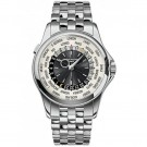 Cheap AAA Replica Patek Philippe Complications White and Grey Dial 5130/1G-011