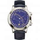 Cheap AAA Replica Patek Philippe Grand Complications Platinum 6102P-001