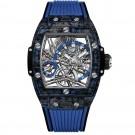 Replica Hublot Spirit Of Big Bang Tourbillon Carbon Blue 645.QL.7117.RX