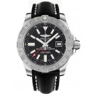 Imitation Breitling Avenger II GMT Mens Watch A3239011/BC35 435X