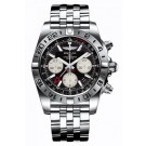 fake Breitling Chronomat 44 GMT Stainless Steel Watch