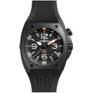 Replica Bell & Ross Marine Automatic Mens Watch BR 02-92 Carbon
