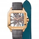 Replica Cartier Santos Mechanical with Manual Winding WHSA0010 Unisex