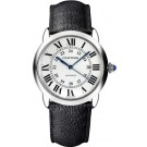 Best Cartier Ronde Solo Automatic Silvered Opaline Dial Men's WSRN0022 Replica Watch sale