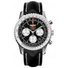 Breitling Navitimer 01 Automatic Chronograph Pilot Steel Watch AB012012/BB02/743P/A20BA.1