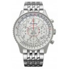 Breitling Montbrilliant 01 AB013012/G735/448A Chronograph Stainless Steel clone Watch
