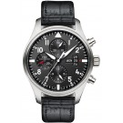 IWC Pilot's Chronograph Mens Watch IW377701